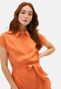 LC Waikiki - KLEID - Maxi dress - orange - 5