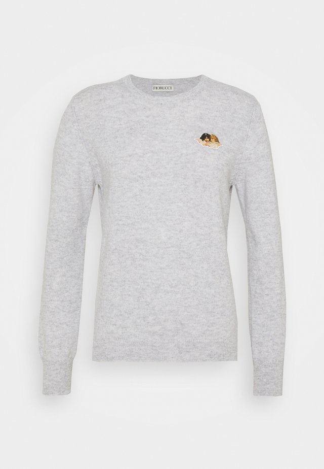 ICON ANGELS JUMPER - Maglione - grey