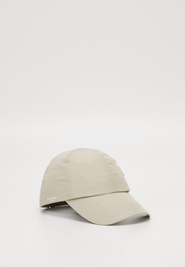 RUSELOKKA UNISEX - Czapka z daszkiem - light beige