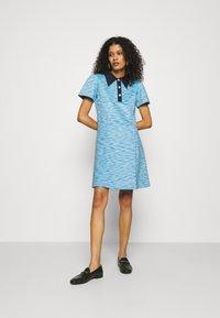 Résumé - DANNON DRESS - Day dress - electric blue - 1