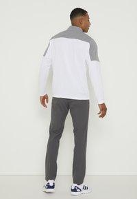 adidas Golf - ZIP LIGHTWEIGHT - T-shirt à manches longues - white - 2