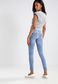 ICHI - ERIN - Jeans Skinny Fit - bleached light blue - 3