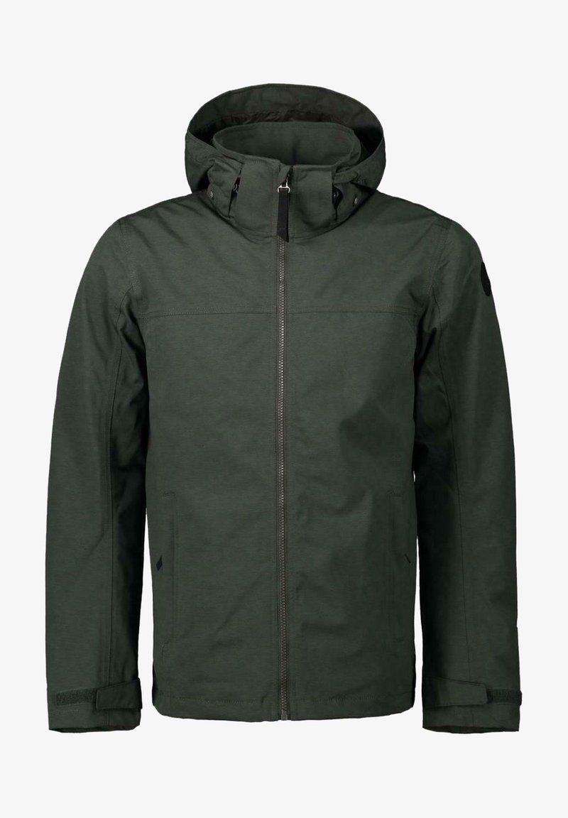Icepeak - ABBOT - Outdoor jacket - dunkelgrün
