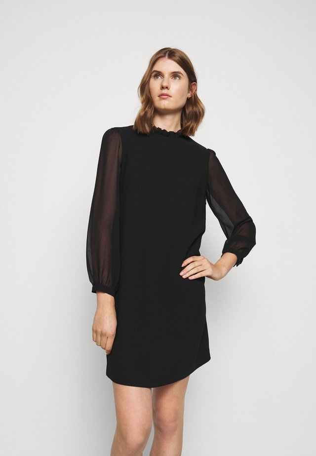 RONEO - Shift dress - noir