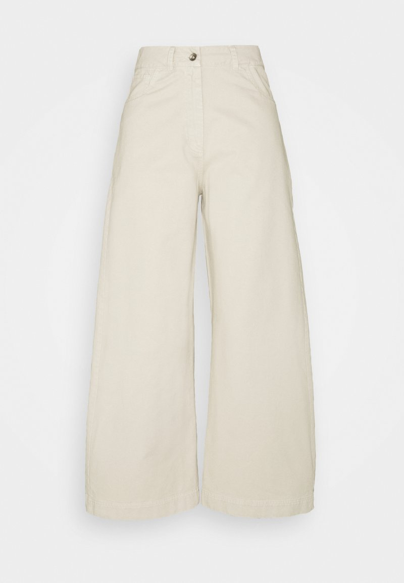 Henrik Vibskov - STAY PANTS - Trousers - stone garment dye