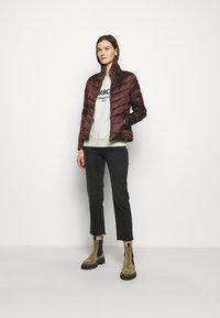 Barbour International - AUBURN QUILT - Light jacket - cocoa - 1