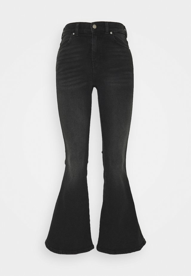 MOXY - Skinny džíny - black mist