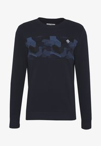 CREWNECK - Sweatshirt - sky captain blue