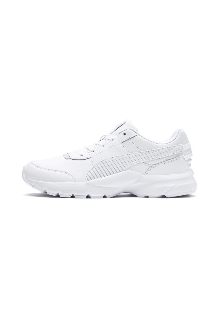 Puma - FUTURE RUNNER L - Sneakers laag - puma white/gray violet