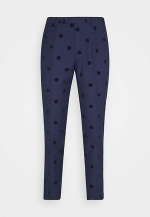 BACCHUS TROUSER - Trousers - navy