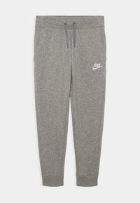 Nike Sportswear - PANT - Verryttelyhousut - carbon heather - 0