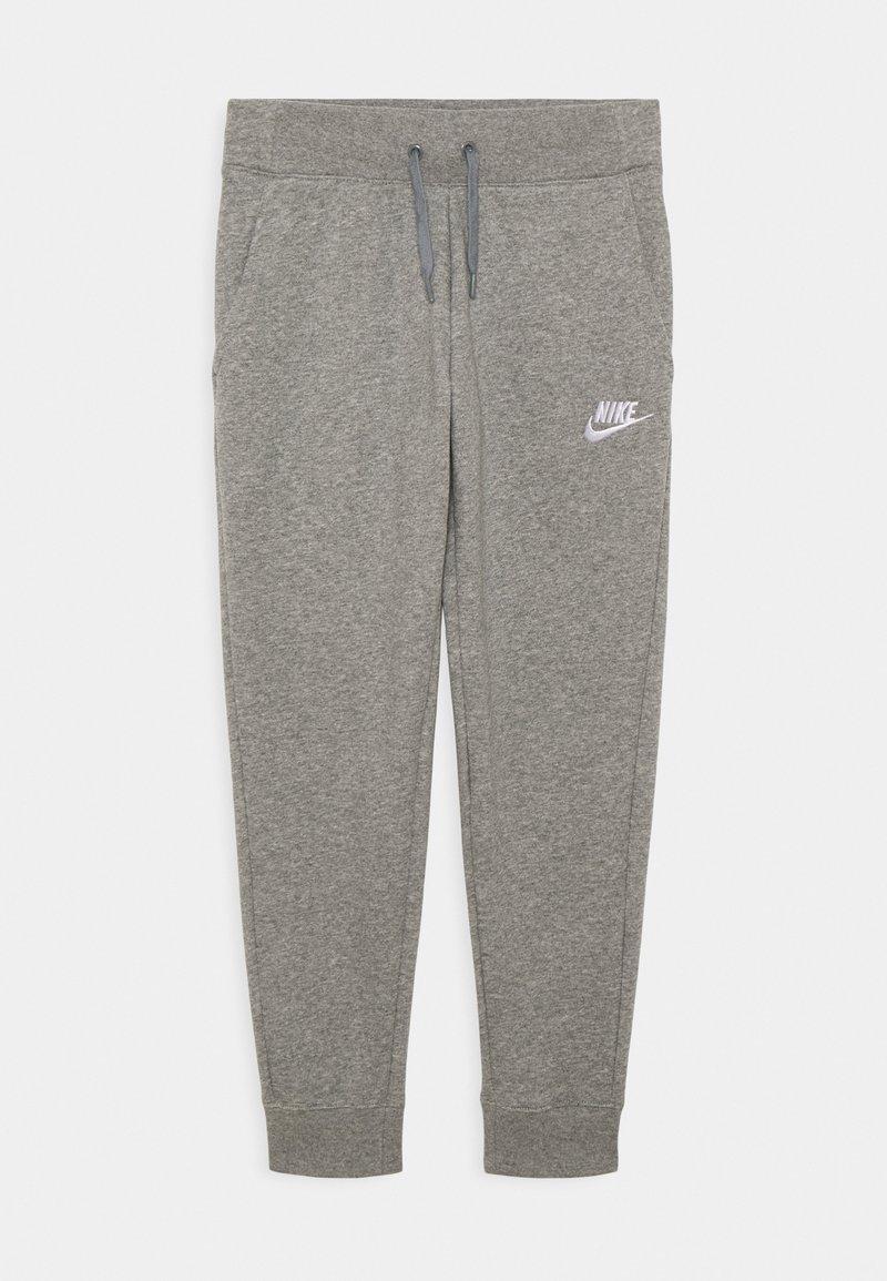 Nike Sportswear - PANT - Verryttelyhousut - carbon heather