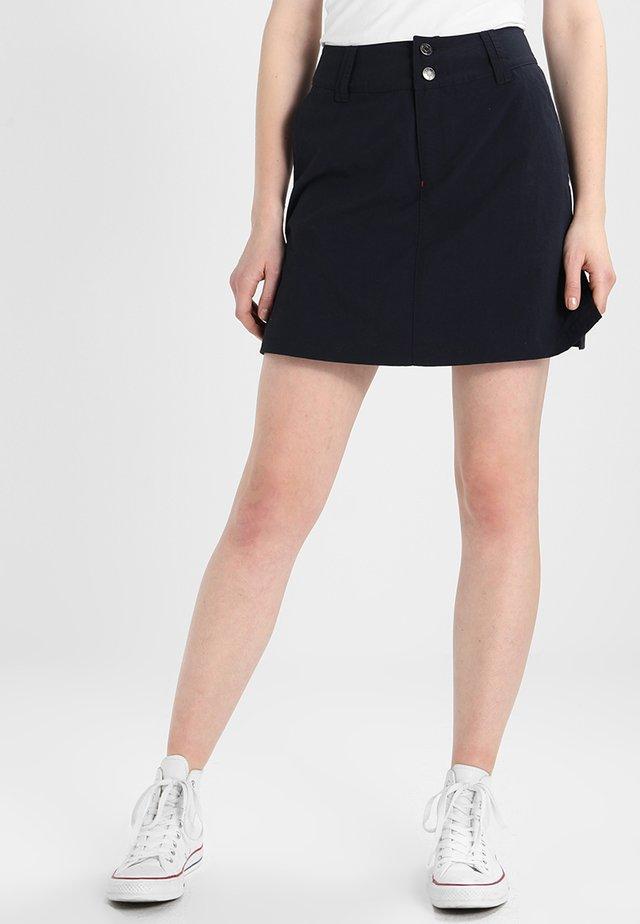SABRINA - A-line skirt - navy