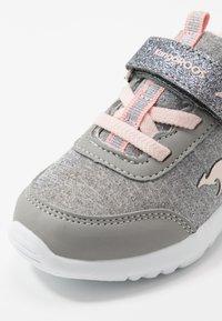 KangaROOS - KC-CITYLITE - Sneakers - vapor grey/frost pink - 6