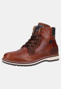 Bullboxer - Kotníkové boty - tan/cognac - 2