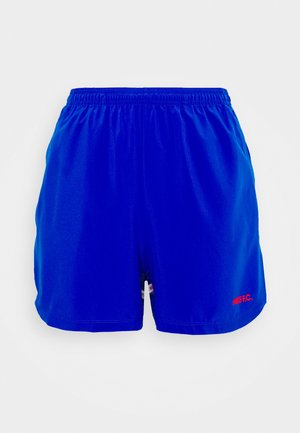 SHORT - Pantalón corto de deporte - game royal/white/university red