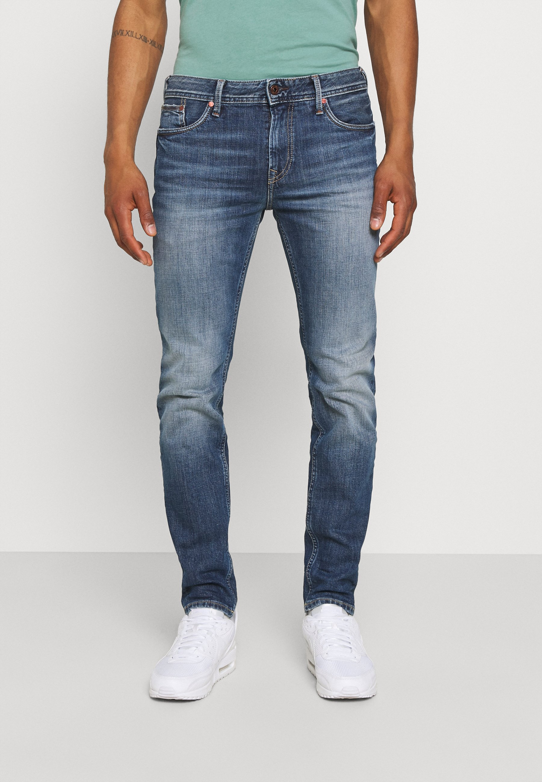 Herren HATCH WASHED - Jeans Tapered Fit