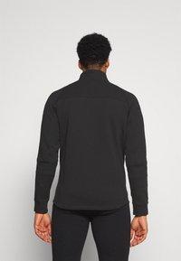 Puma - AC MAILAND EVOSTRIPE JACKET - Club wear - black/red - 2
