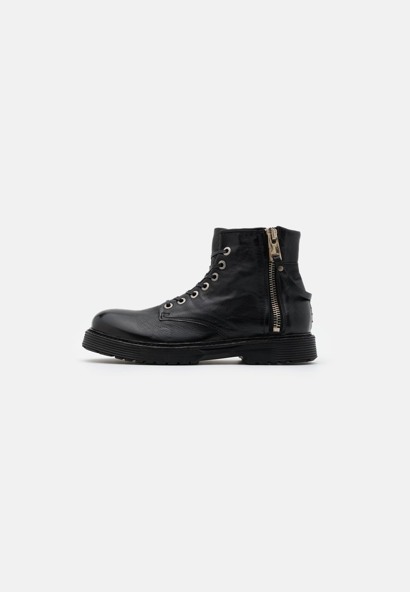 A.S.98 - REPUNK - Lace-up ankle boots - nero