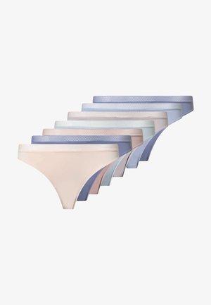 7 PACk - Slip - light blue