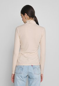 Nly by Nelly - Topper langermet - beige - 2