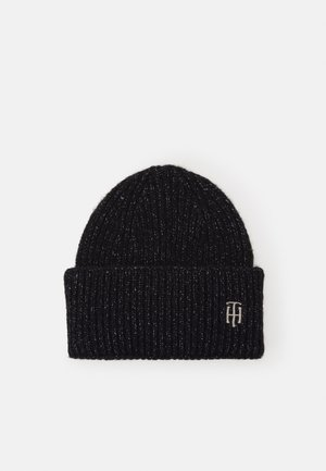 EFFORTLESS BEANIE - Beanie - blue