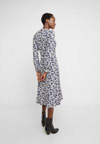 Lauren Ralph Lauren - MATTE DRESS - Žerzejové šaty - navy/pale - 2