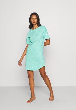 SUNDAY 2 PACK - Camicia da notte - turquoise