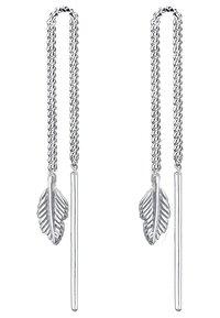 Elli - Earrings - silver-coloured - 3