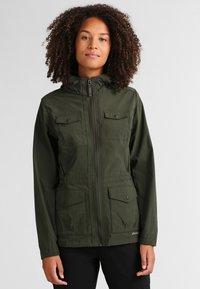 Eddie Bauer - Outdoor jacket - olive - 0