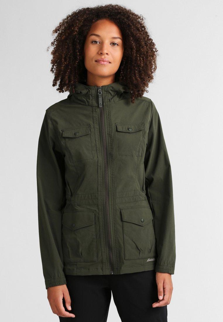 Eddie Bauer - Outdoor jacket - olive