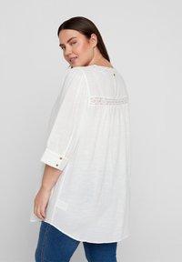 Zizzi - Tunic - bright white - 2