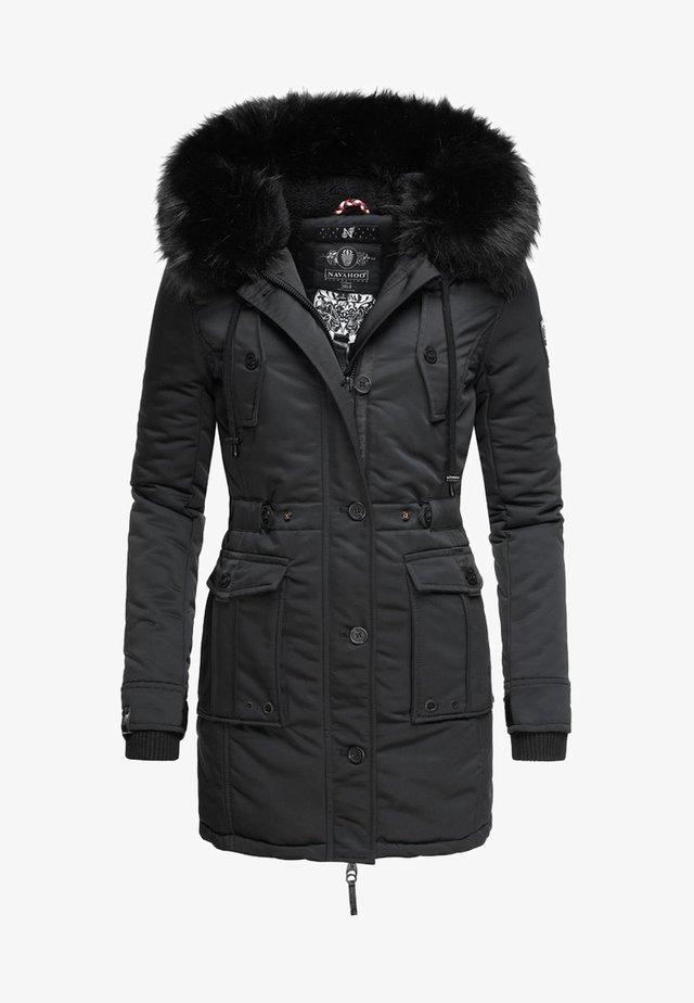 LULUNA - Winter coat - black