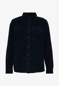 Burton Menswear London - CHUNKY  - Skjorta - navy - 3