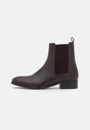 WATTS - Kotníkové boty - brown