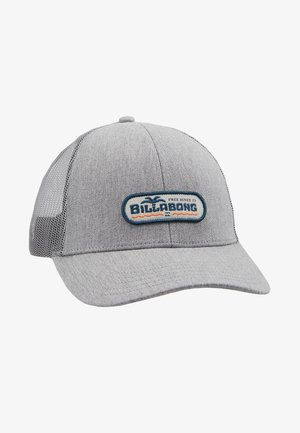 WALLED TRUCKER - Cappellino - heather grey
