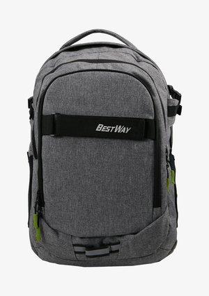 BEST WAY EVOLUTION - School bag - dunkelgrau