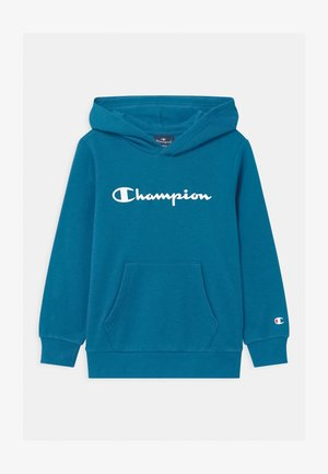 AMERICAN CLASSICS HOODED UNISEX - Mikina s kapucí - turquoise