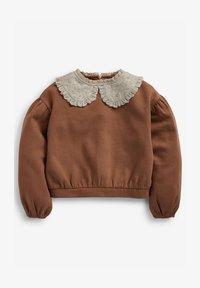 Next - Sweater - brown - 0
