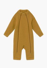 Joha - UNISEX - Jumpsuit - mustard yellow - 1