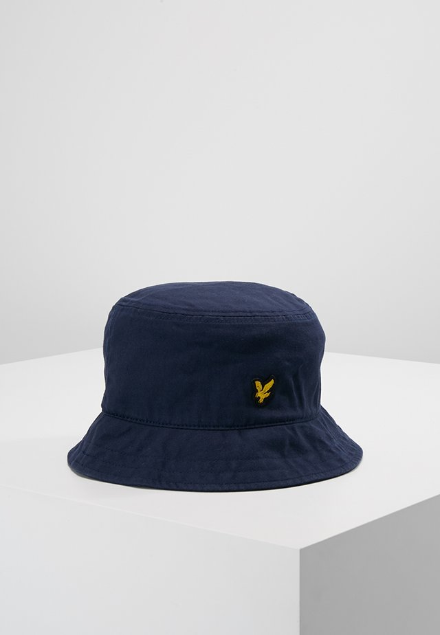BUCKET HAT - Hatt - dark navy