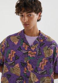PULL&BEAR - Shirt - purple - 3