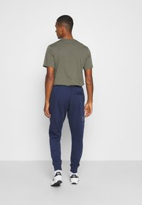 Nike Sportswear - PANT - Tracksuit bottoms - midnight navy/silver - 2