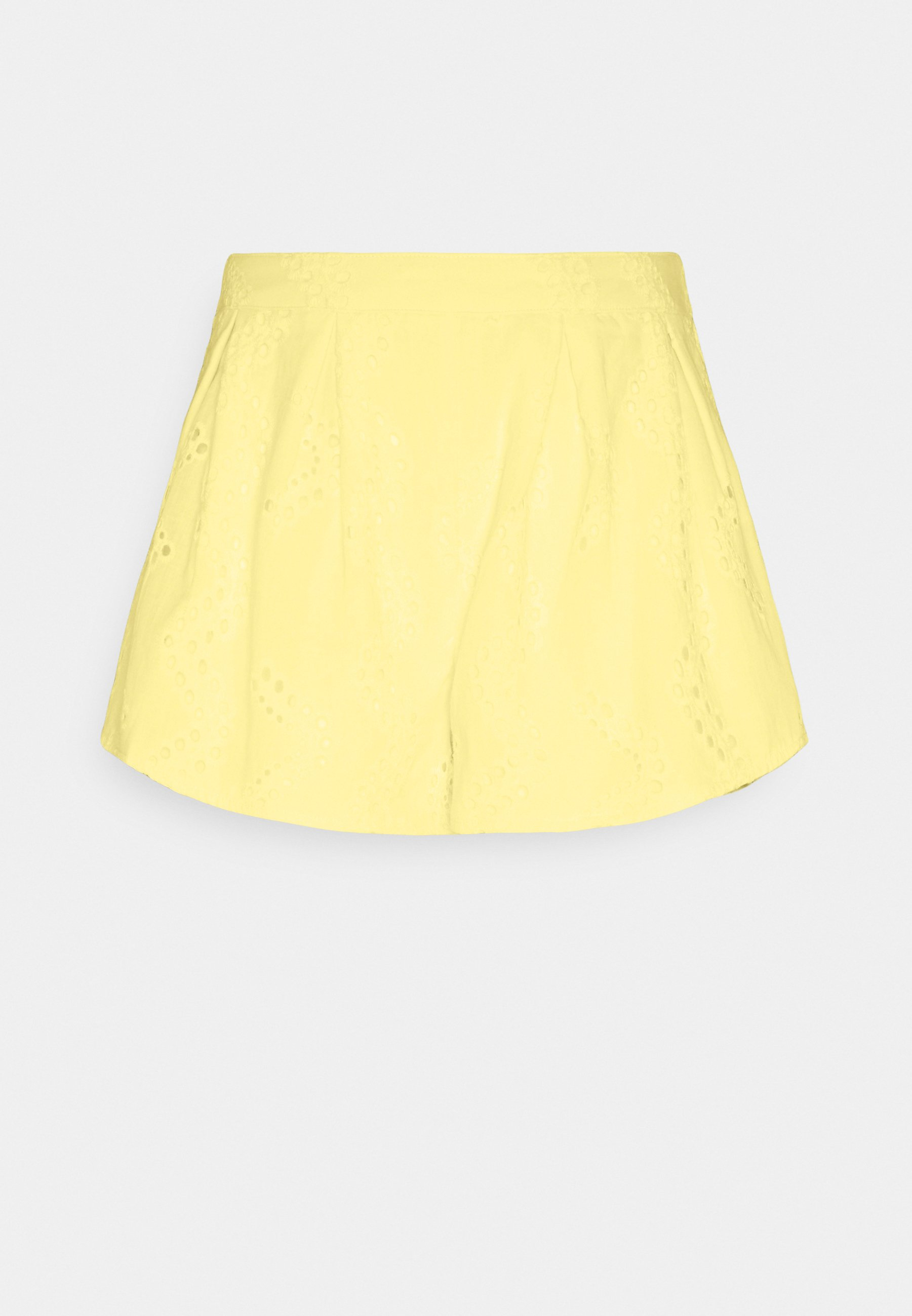 Women BRODERIE PLEATED - Shorts