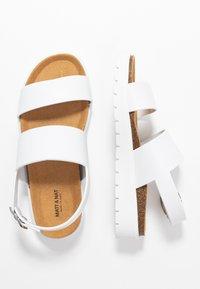 Matt & Nat - VEGAN ASHAI - Sandals - white/natural - 3