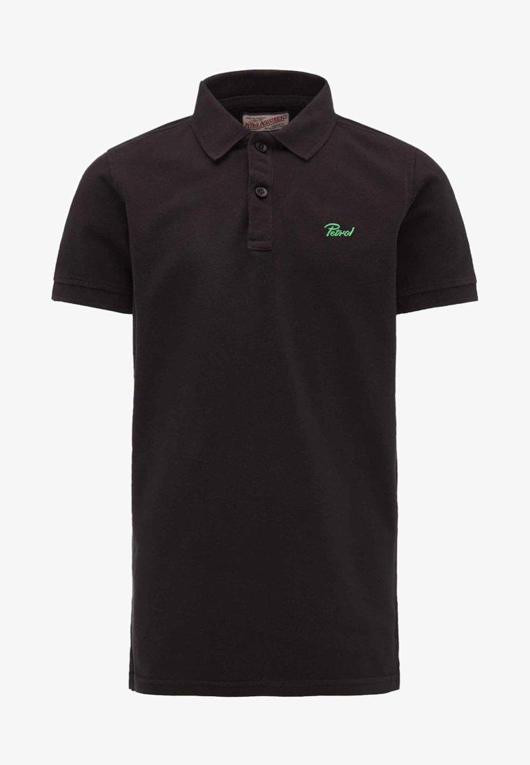 Petrol Industries - Polo shirt - black