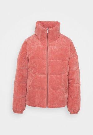 BYCLARA JACKET - Zimní bunda - canyon rose