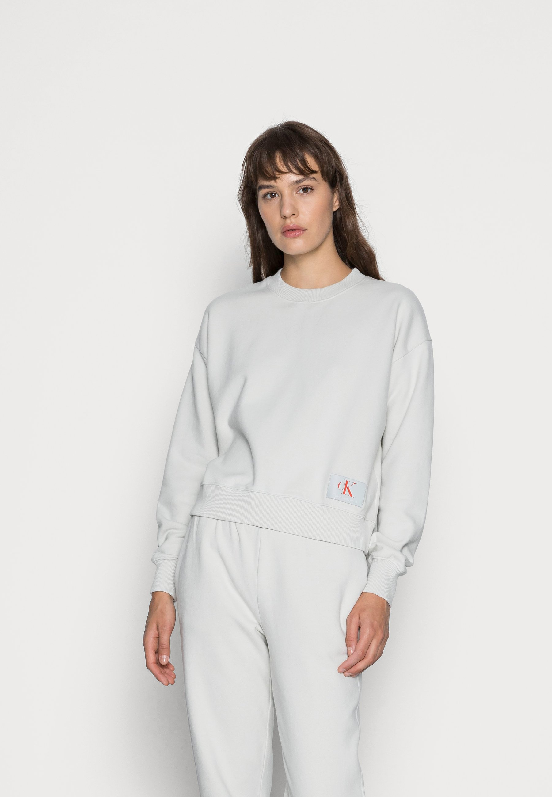 Damen ICONIC BOXY - Sweatshirt