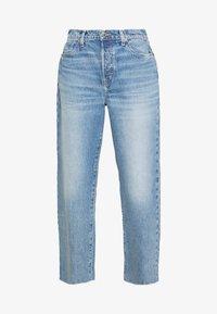 Ética - TYLER - Straight leg jeans - blue denim - 4