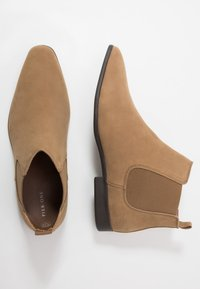 Pier One - Classic ankle boots - sand - 1